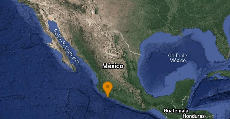 Sismo de 4.6 grados esta madrugada en Michoacán