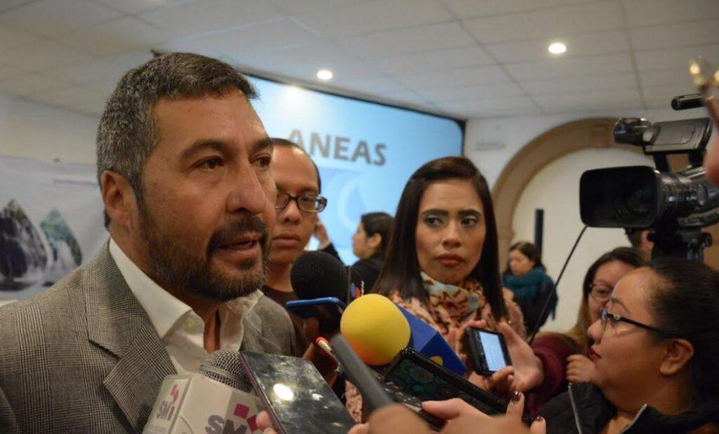 Víctor Báez presiente acuerdos para reactivación económica en Pátzcuaro