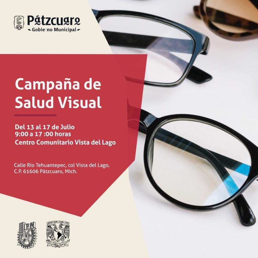 Campaña de Salud Visual en Pátzcuaro: Lentes a bajo costo