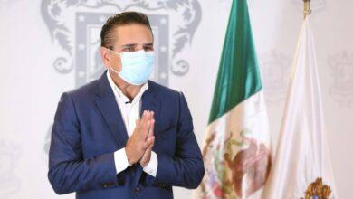 Clases presenciales en Michoacán será hasta enero de 2021: Silvano Aureoles