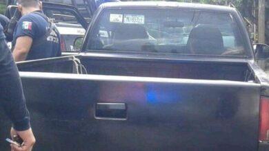 Detienen en Apatzingán a sujeto con vehículo robado