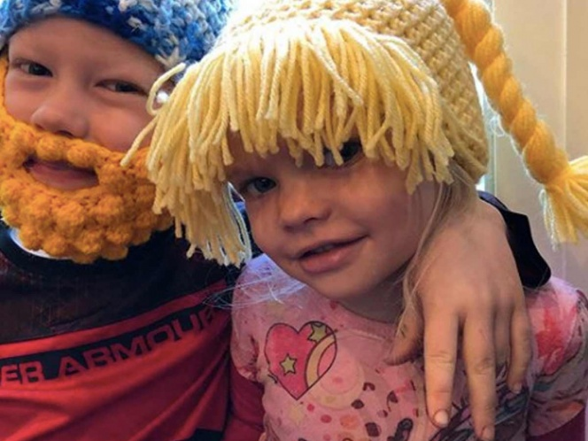 Niño salvó a hermanita del ataque de un perro