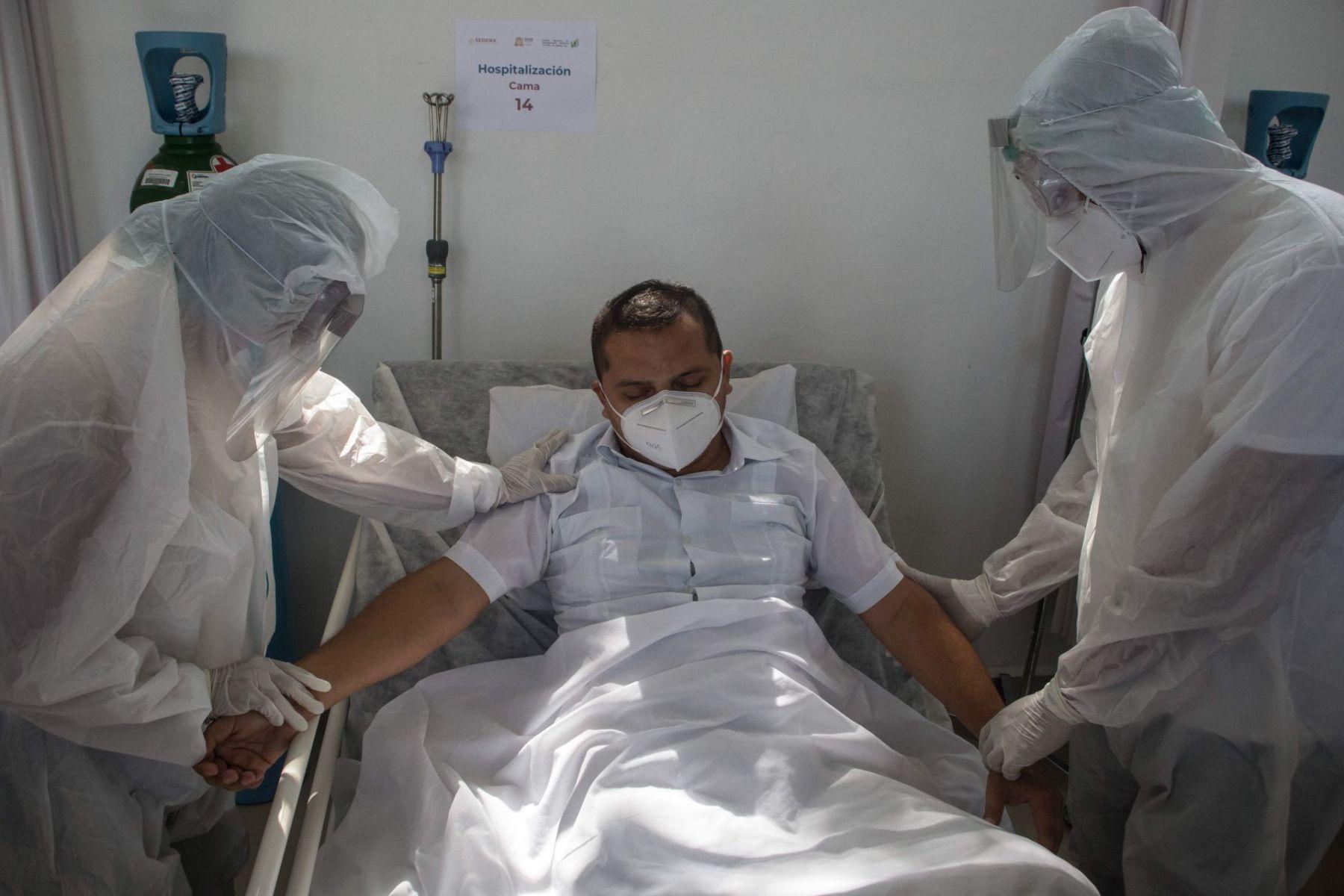 Pátzcuaro registra 5 casos más de COVID