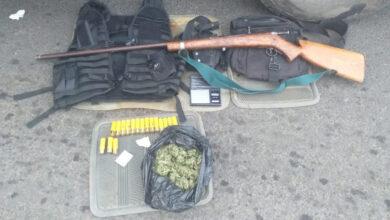 Detienen a un sujeto tras intensa persecución en Pátzcuaro