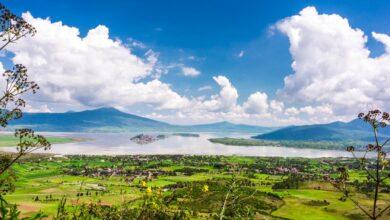 Solicita Víctor Báez que el Lago de Pátzcuaro sea declarado Área Natural Protegida