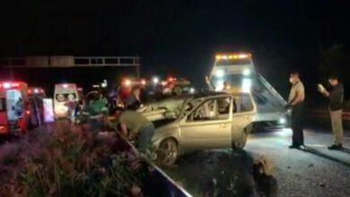 Fallecen en trágico accidente en carretera de Michoacán