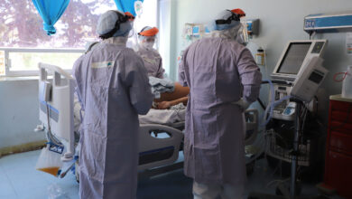Se registraron 9 nuevos casos de COVID en Pátzcuaro