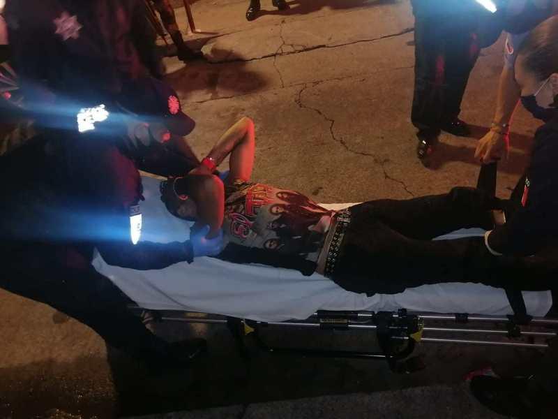 Hieren a 3 hombres y secuestran a una mujer en Morelia, Michoacán