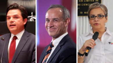 Hugo López-Gatell, Zoe Robledo y Diana Carpio podrían recibir presea Vasco de Quiroga 2020