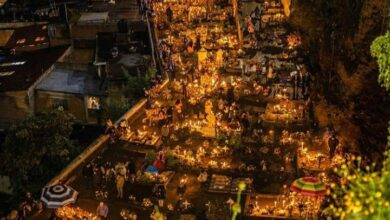 Janitzio anuncia cierre a turistas en Noche de Muertos