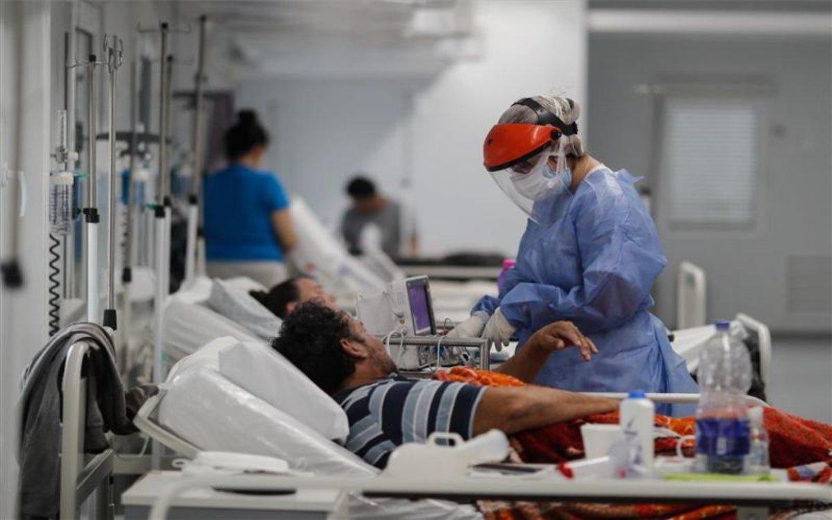 Se registran 7 nuevos casos de COVID en Pátzcuaro
