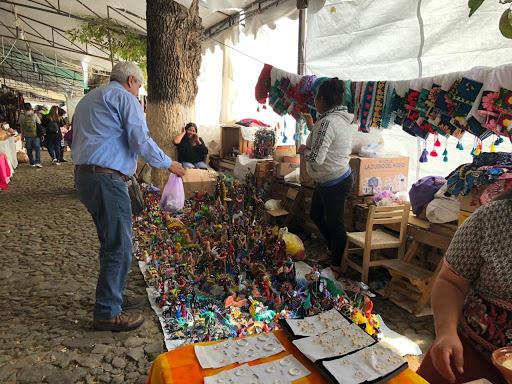 Cancelan Tianguis Artesanal de Pátzcuaro 2020