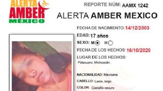 Joven de Pátzcuaro desaparecida es hallada en camión hacia Guatemala