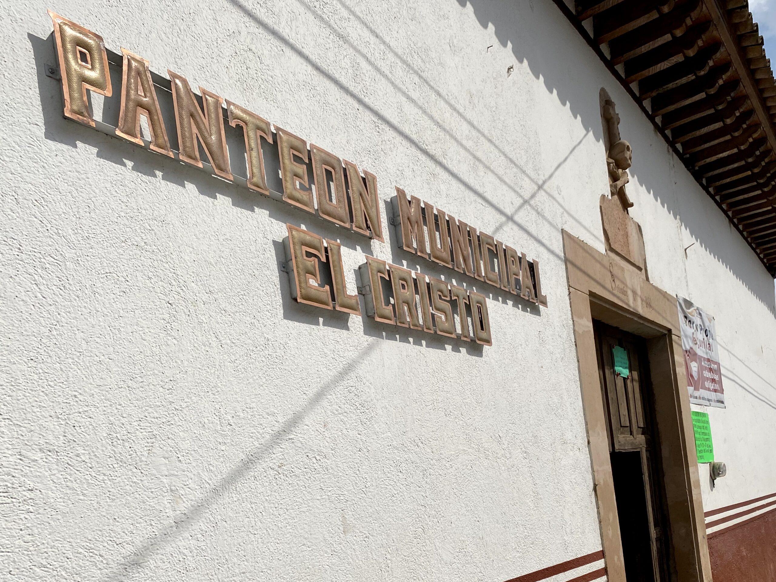 Cementerios de Pátzcuaro permanecerán cerrados los días 1 y 2 de noviembre