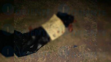 Mutilan a presunto ladrón en Apatzingán, Michoacán