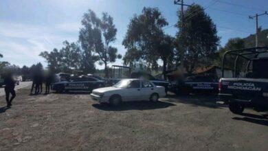Encuentran 4 personas asesinadas en Tzintzuntzan, Michoacán