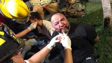 Padre e hijo brutalmente golpeados por policías de Morelia, Michoacán