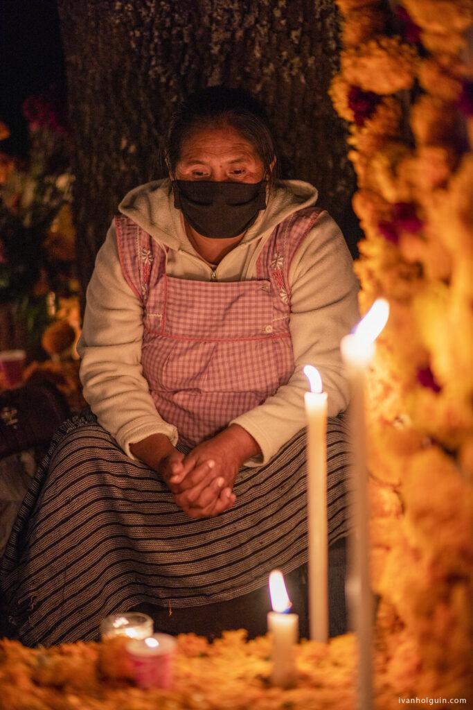 GALERÍA: Noche de Ánimas o Día de Muertos en Pátzcuaro 2020 - Pátzcuaro Noticias