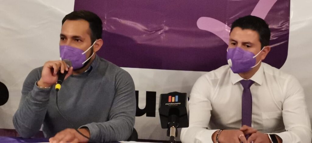 PES de Quiroga, Michoacán presenta a nuevo Comité Municipal