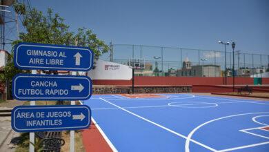 Abren en Pátzcuaro espacios deportivos
