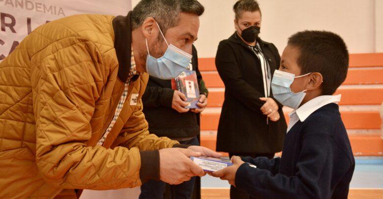 En la pandemia, por la educación Pátzcuaro te conecta