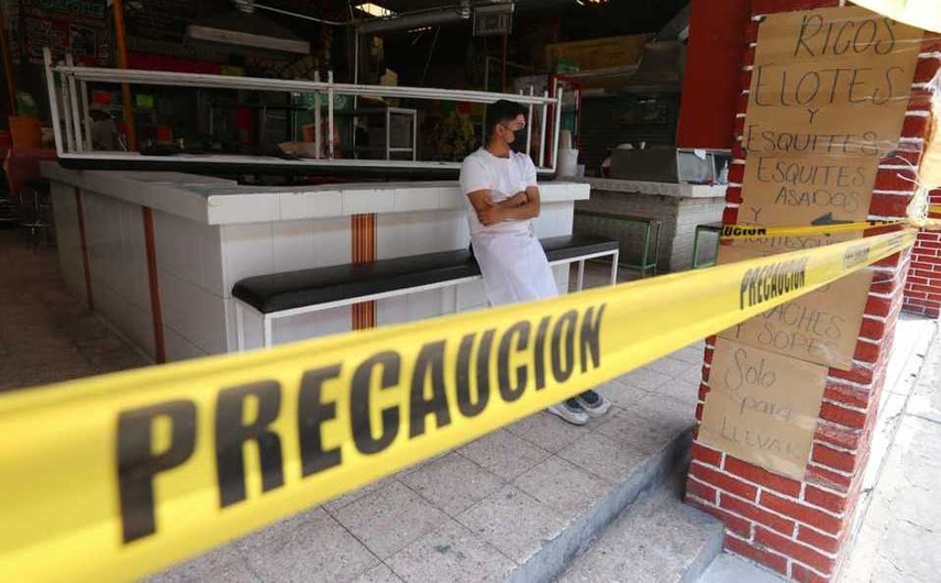 Anuncian nuevas medidas por pandemia en Erongarícuaro