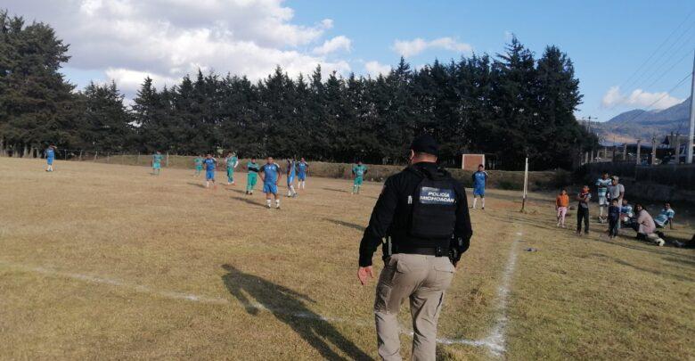 partido de futbol en Pátzcuaro 2