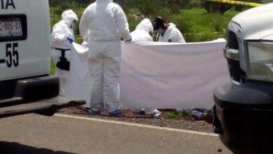 Hallan 5 cadáveres en Opopeo, Michoacán