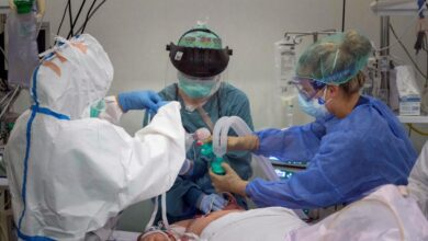 Hospital General de Tacámbaro a máxima capacidad en atención COVID-19