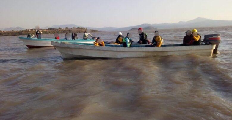 No localizan a personas desaparecidas en el lago de Pátzcuaro