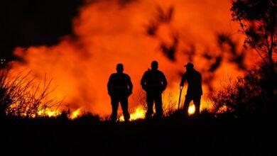 incendio forestal patzcuaro capacitacion