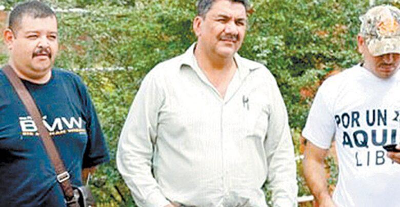 Adalberto Fructuoso Comparán detenido