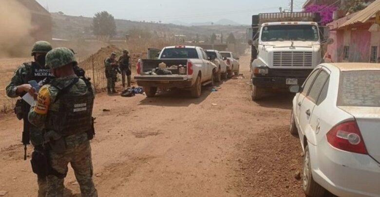 Comando armado ataca a balazos a brigada de vacunación en Michoacán