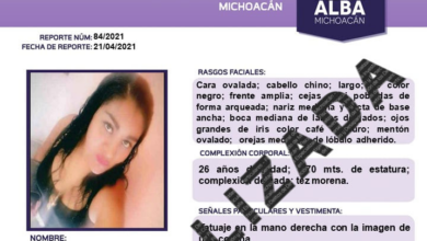 Localizan en Pátzcuaro a joven reportada como desaparecida en Morelia