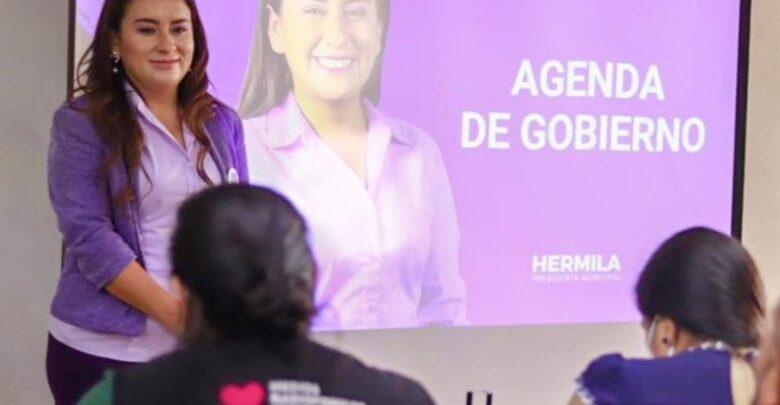 Hermila Solís presenta Agenda de Gobierno, incluye a todos los sectores ciudadanos
