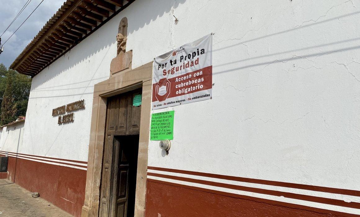 Cerrarán los panteones de Pátzcuaro el Día de las Madres