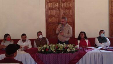 Alfredo Ramírez Bedolla visita Pátzcuaro