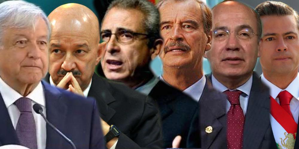 Consulta expresidentes Pátzcuaro