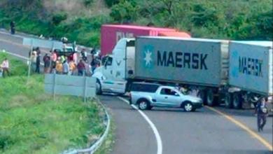 Balean a integrantes de 'Pueblos Unidos' en Michoacán