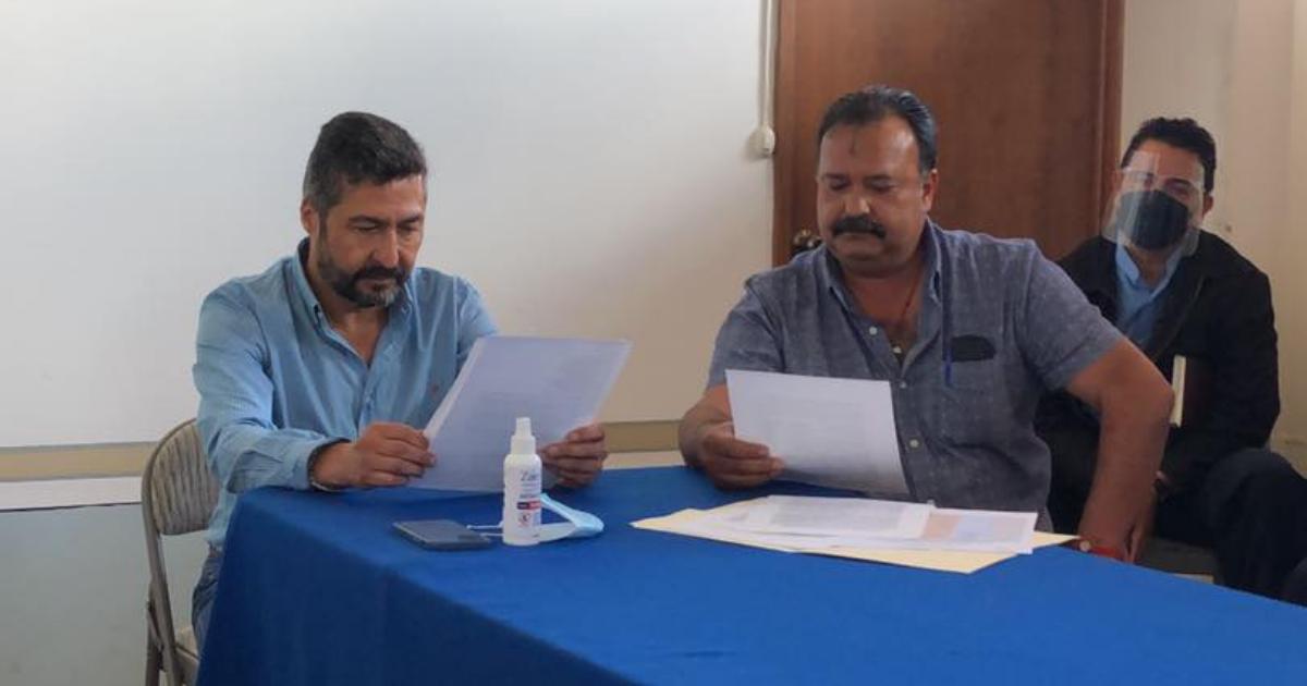 Inicia proceso de entrega-recepción en el Ayuntamiento de Pátzcuaro