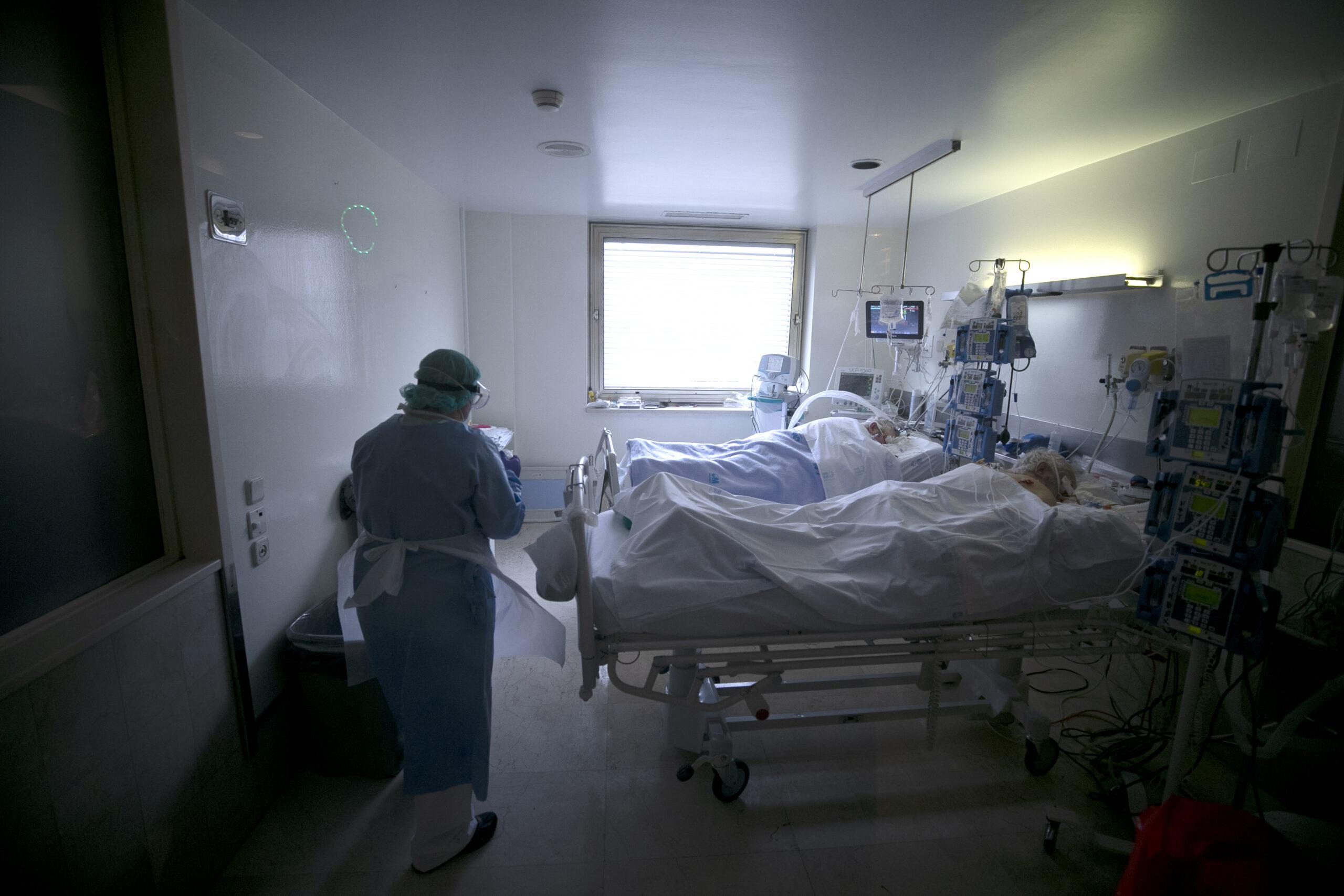 ¡ÚLTIMA HORA! Hospital General de Pátzcuaro llegó a su máxima capacidad para atender a pacientes con COVID-19