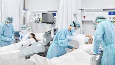 Reporta hospital de Uruapan saturación en área COVID-19