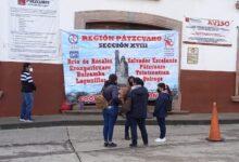 CNTE toma presidencias municipales, en Michoacán