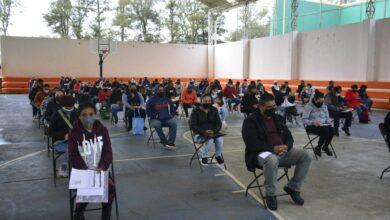 En Pátzcuaro están aplicando la SEGUNDA DOSIS de AstraZeneca a treintañeros