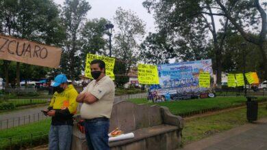 Pago a docentes de la CNTE hasta que llegue Alfredo Ramírez Bedolla al gobierno