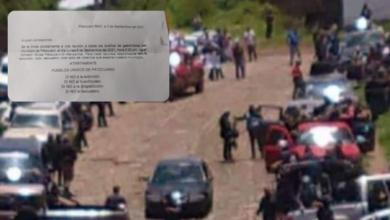 Pueblos Unidos cita a reunión de seguridad en Pátzcuaro [MENSAJE]